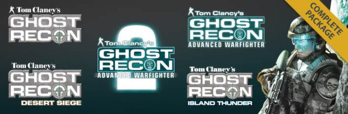 Tom Clancy's Ghost Recon® Complete Pack