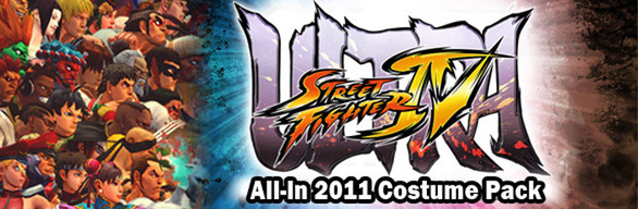 SSFIV:AE All-in Costume Pack (compatible w/USFIV)