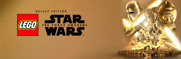 LEGO STAR WARS The Force Awakens - Deluxe Edition