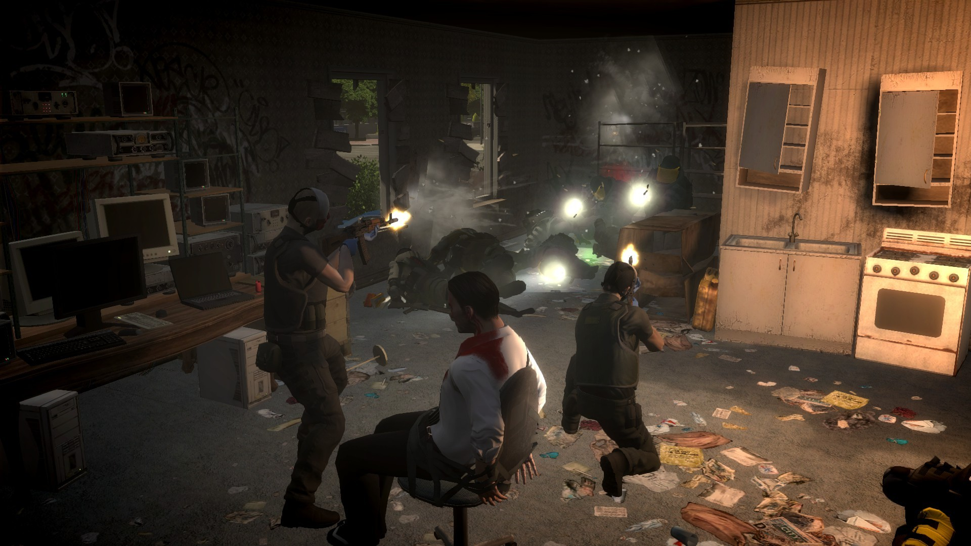 payday 2 official steam group