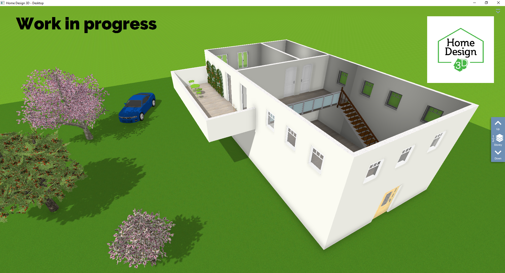 last info we are considering to organize a steam beta test when the feature will be ready enough we will publish further info in due course - Home Design 3d