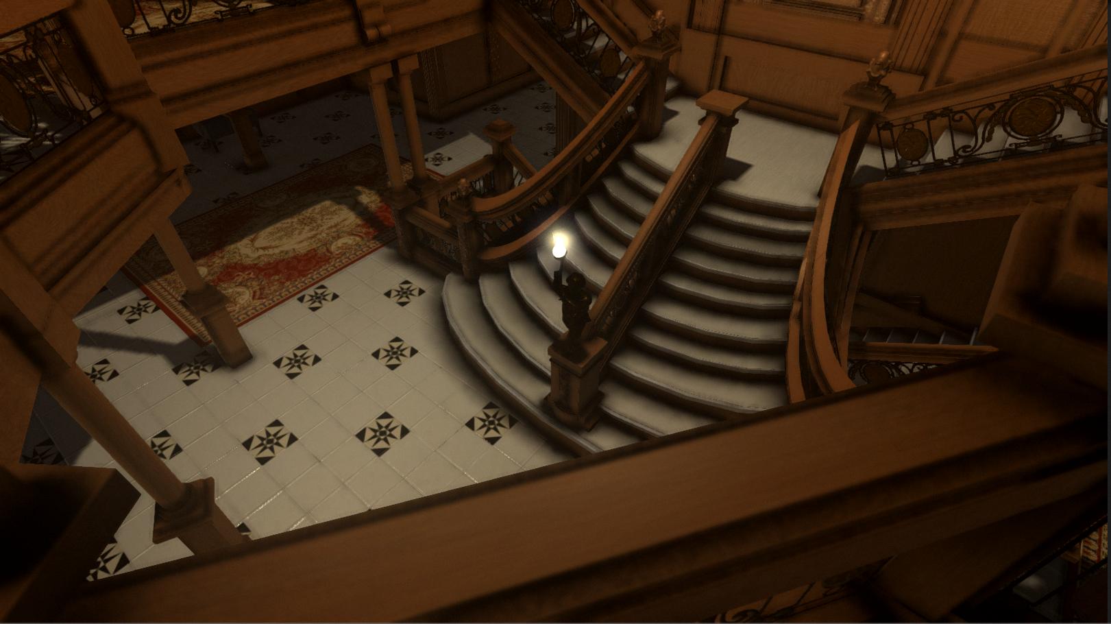 titanic grand staircase vi - photo #21