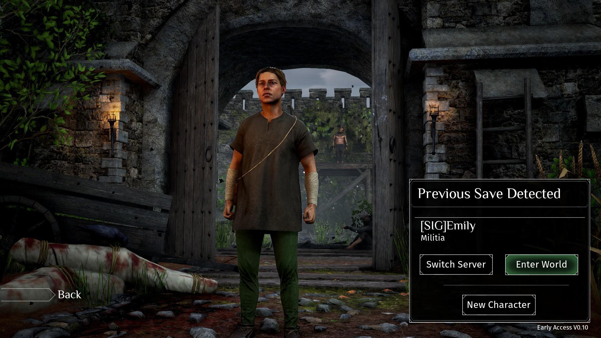 Black Death Game
