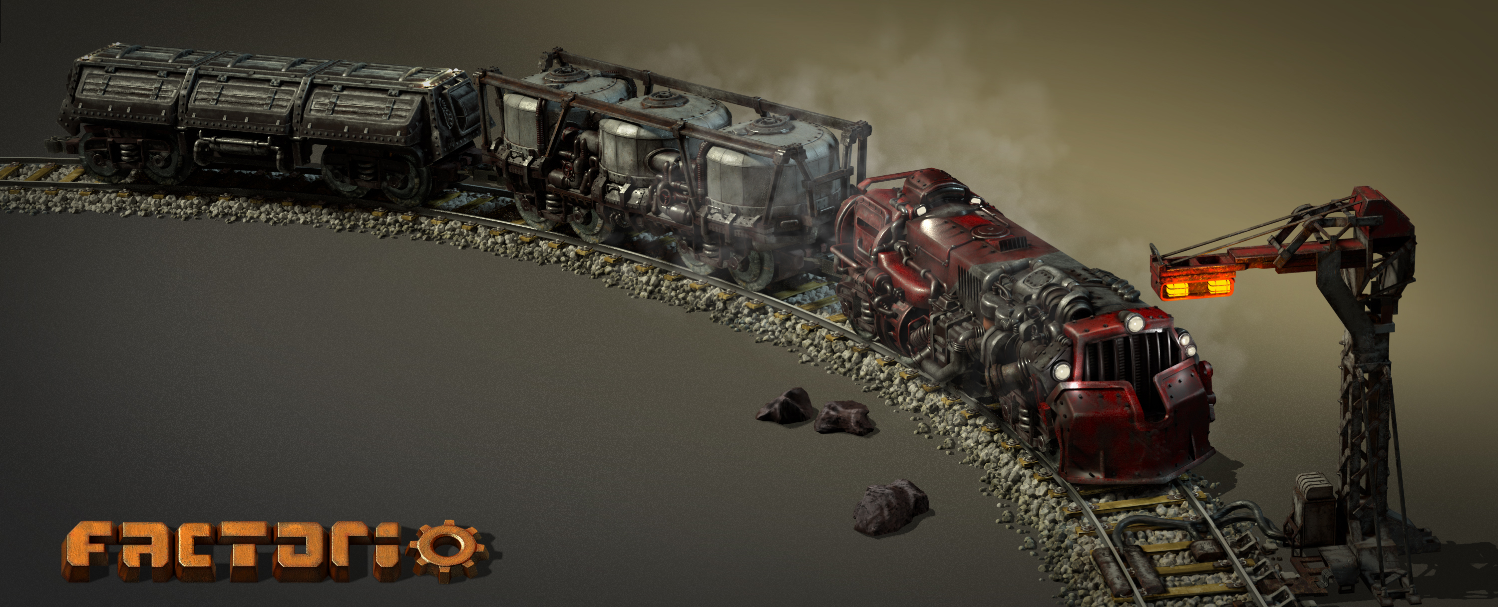 News All Simple Steam Engine Besides Diagram On A Test Render To See How The New Train Models Will Hold Up In Higher Resolution Settings And Has Put Together This Uhd Of Scene