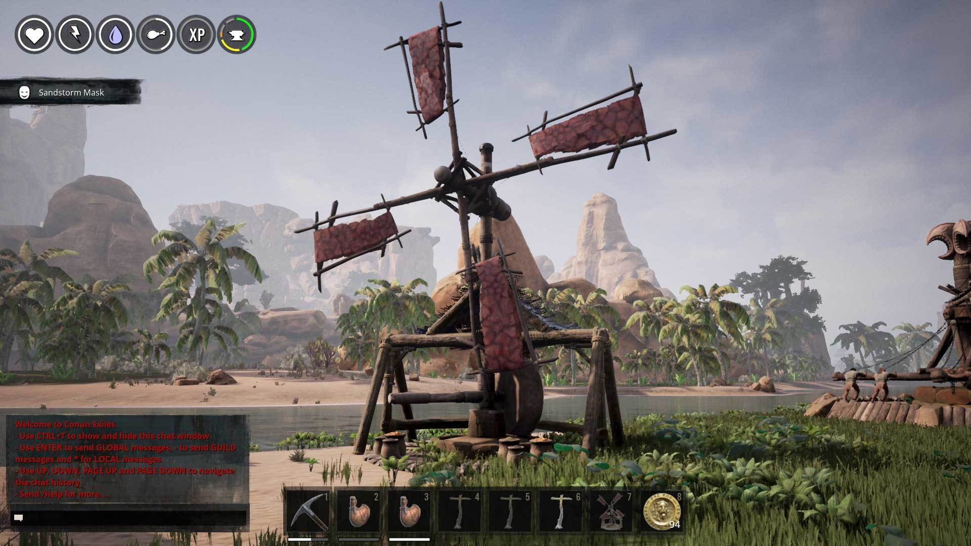 conan exiles how to move your base