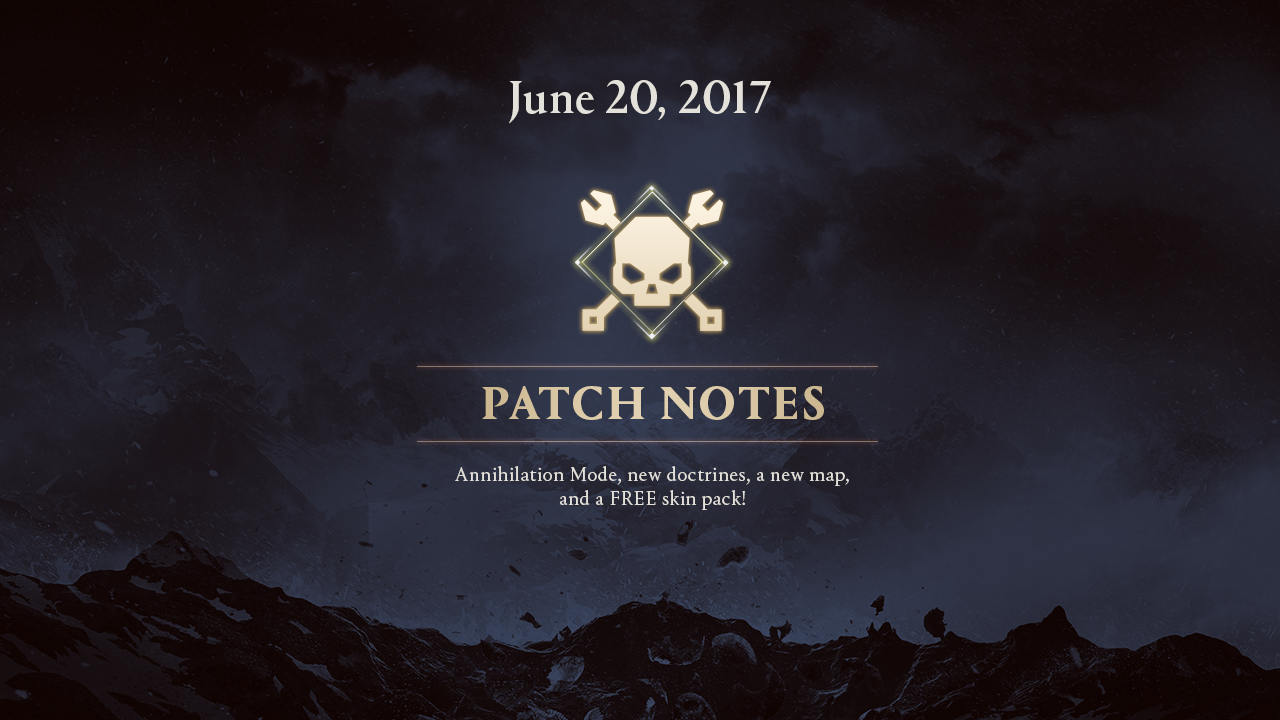 June 20 patch notes