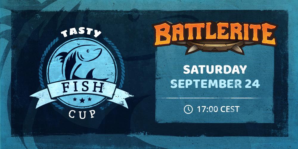 battlerite tasty fish cup tournament