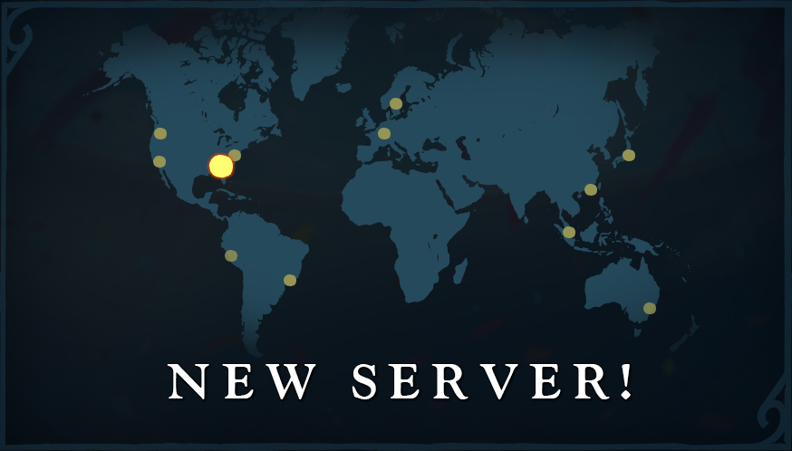 Steam Community Group Announcements Battlerite - All us steam servers map