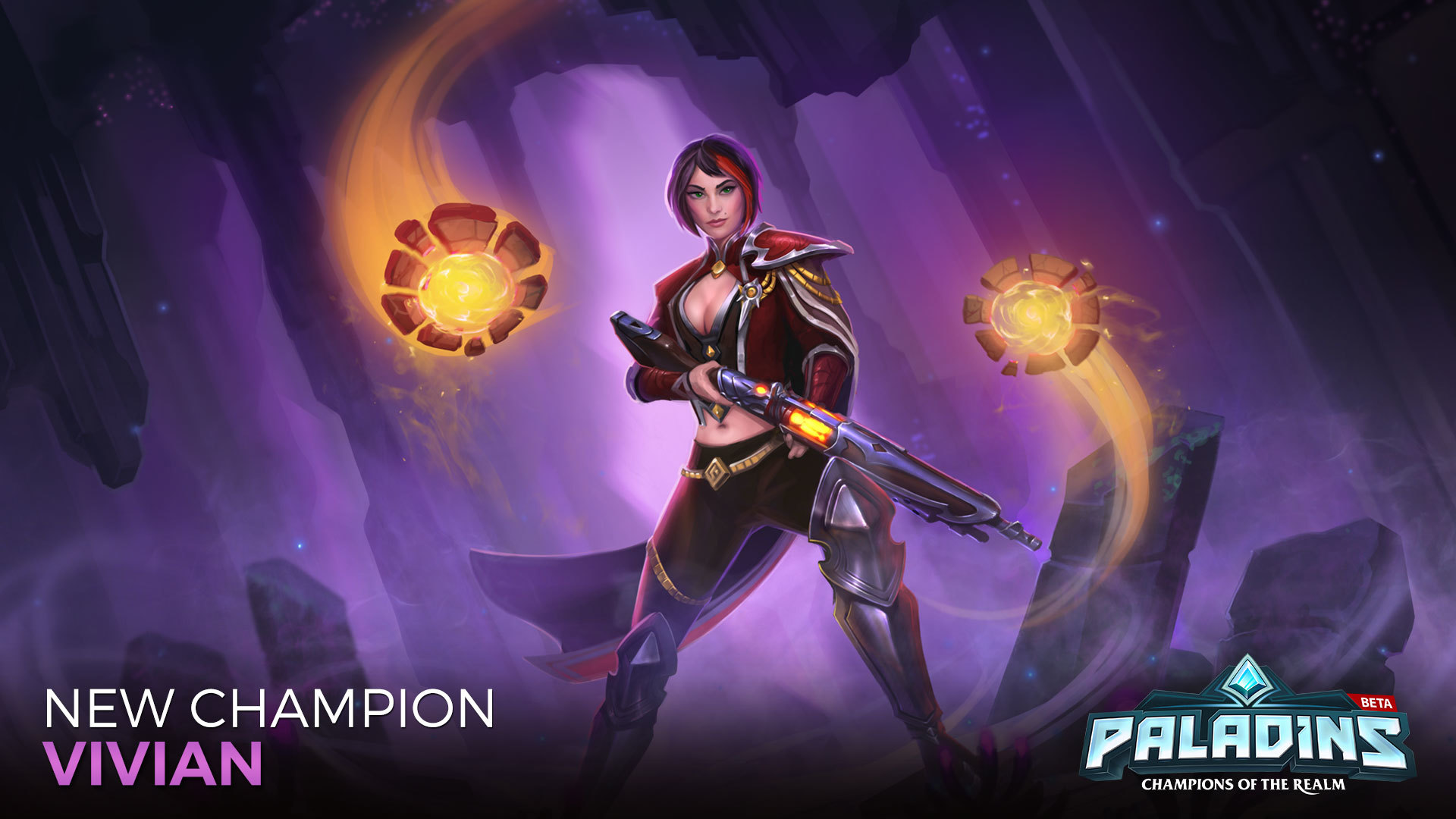 Paladins Open Beta 63 Patch Notes Full Auto