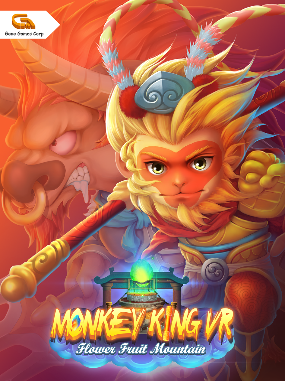 Zhu Rong God Of Fire MonkeyKing VR on Steam