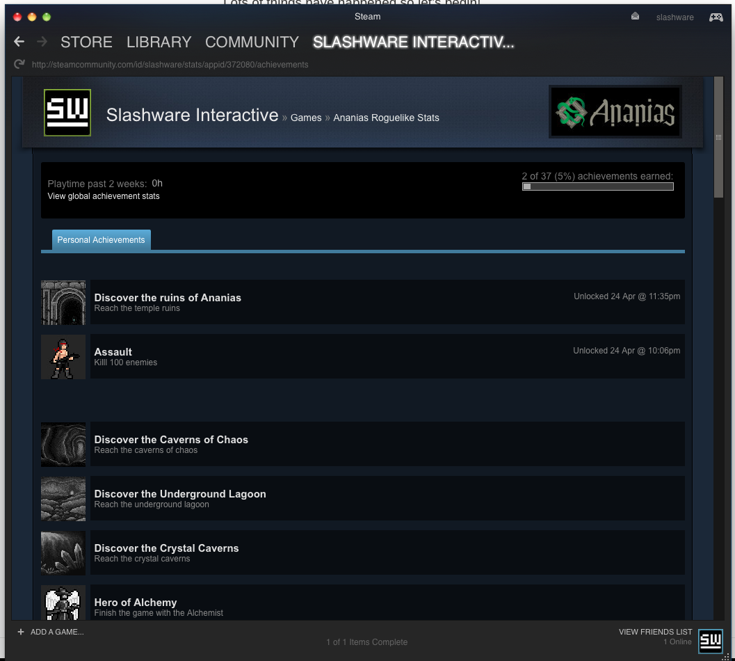 Steam - The Challenges Are Not Steam Exclusive But They Are Only Tracked Right Now On Steam That Means You Ll Still See When You Complete Them On Any Other