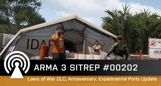 It S Been Nearly Two Weeks Since The Release Of The Laws Of War Dlc Arma3 Com As Of Now We Re Still Evaluating All Of Your Feedback And Impressions