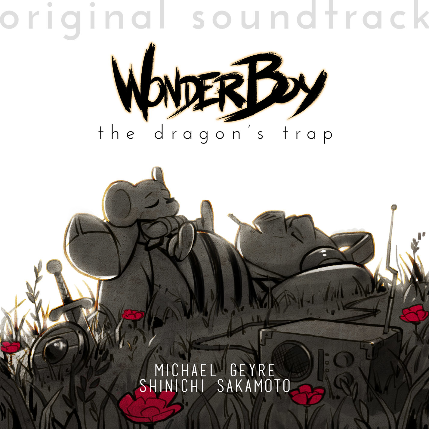 Game boy color quanto vale - Wonder Boy The Dragon S Trap Original Soundtrack From The Video Game
