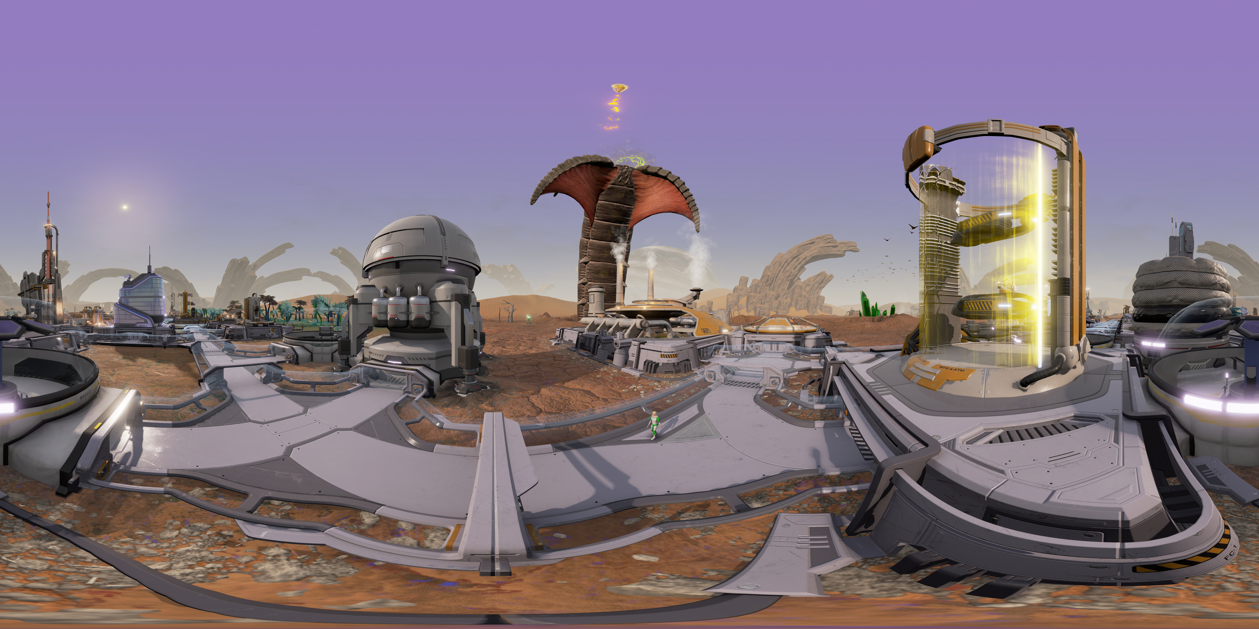 Colony Developers Llc : Ansel screenshots now supported aven colony