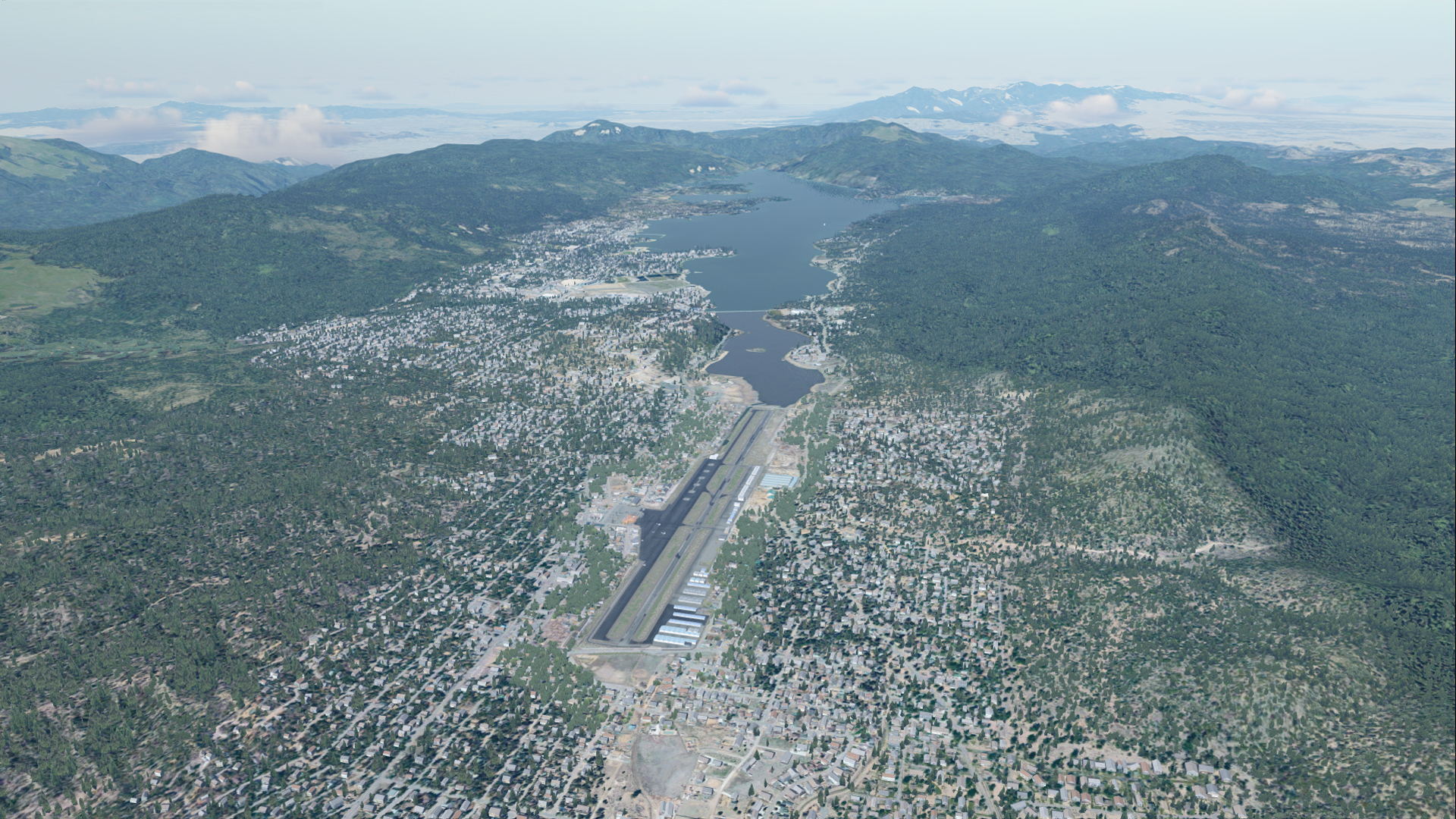 Dovetail games flight school manual - The First Add On Scenery Is Now Available For Flight Sim World Big Bear Features Highly Detailed Buildings An Accurate Ground Poly And Utilizes