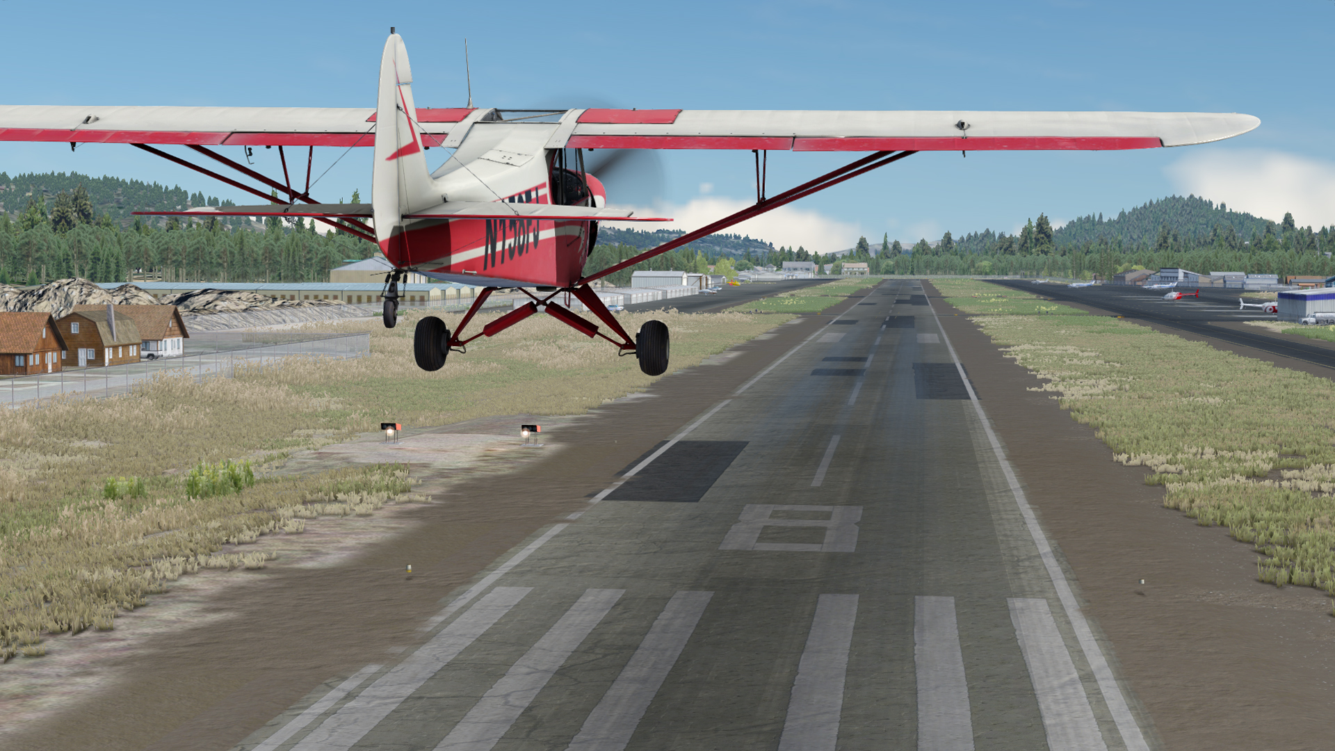 Dovetail games flight school manual - If You Want To Find Out More About Big Bear Airport Then Head Over To The Store Page Or Check Out The Developer Diary