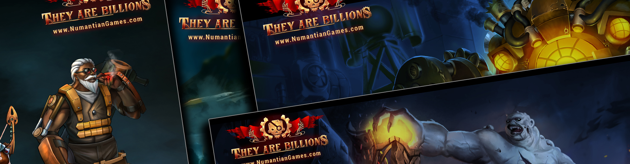 they are billions thanatos