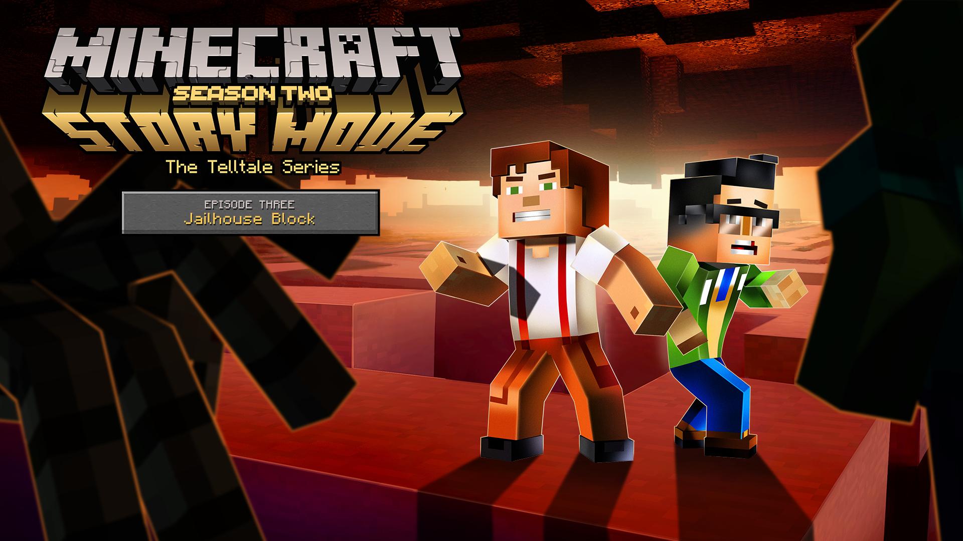 minecraft story mode season two on steam