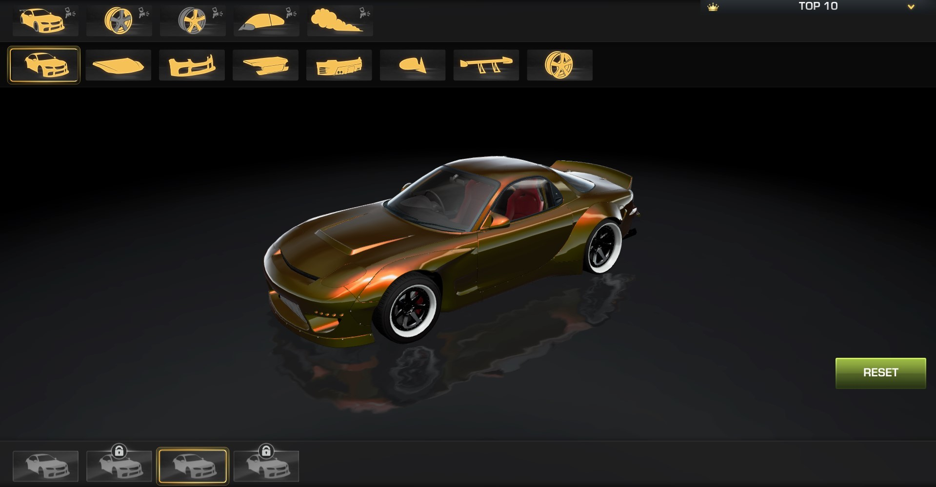 Drift Racing Cars Games