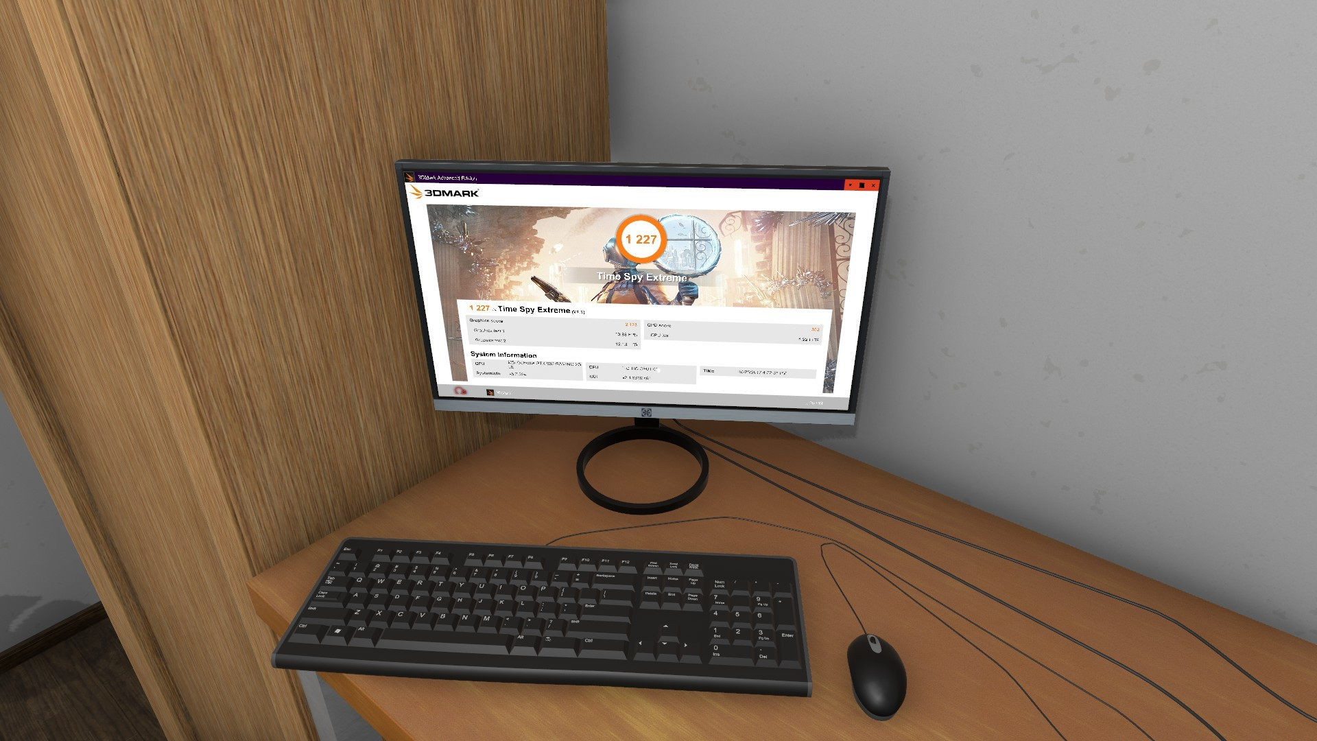 Pc building simulator accurately benchmark your pc in for House building simulator online