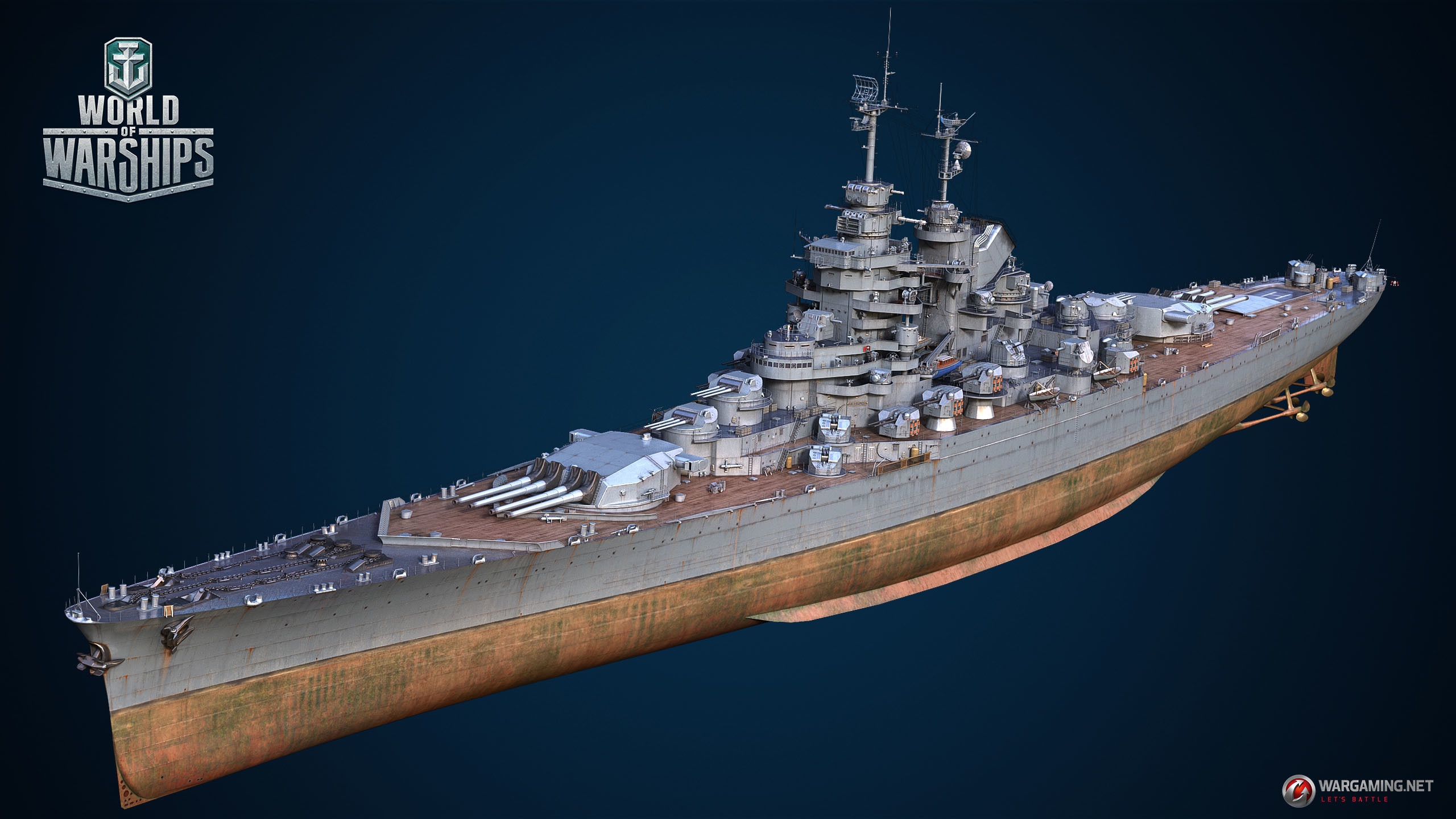 World of Warships :: What are they like in a Battle ...
