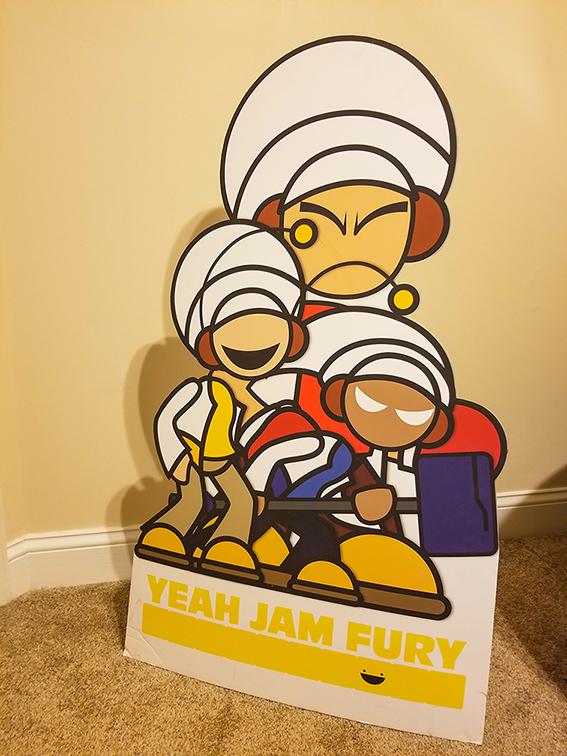 yeah jam fury u me everybody on steam