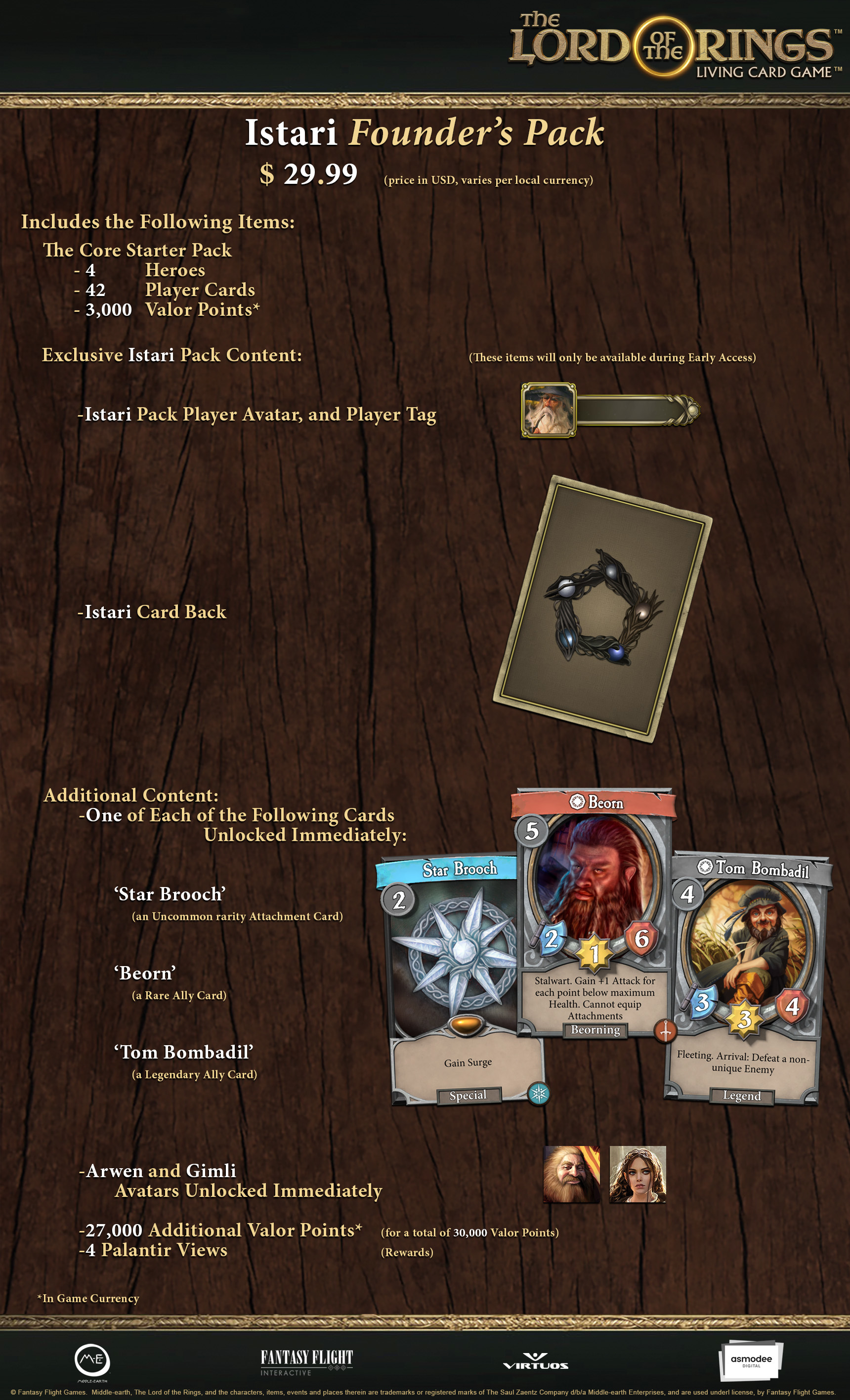 Lord of the Rings : Living Card Game Online - Page 5 30d3decb9b34d79c631416cfb7f2f022ae1ddf67