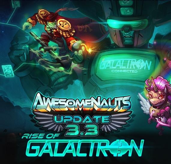 Rise of Galactron 3.3