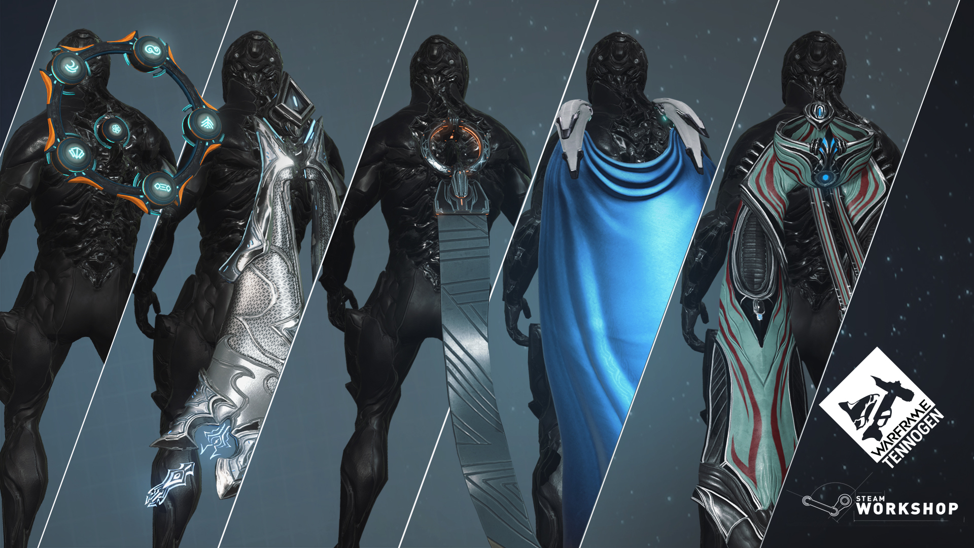 warframe how to get clan hall colours