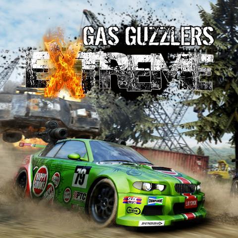 Скачать Игру Gas Guzzlers img-1