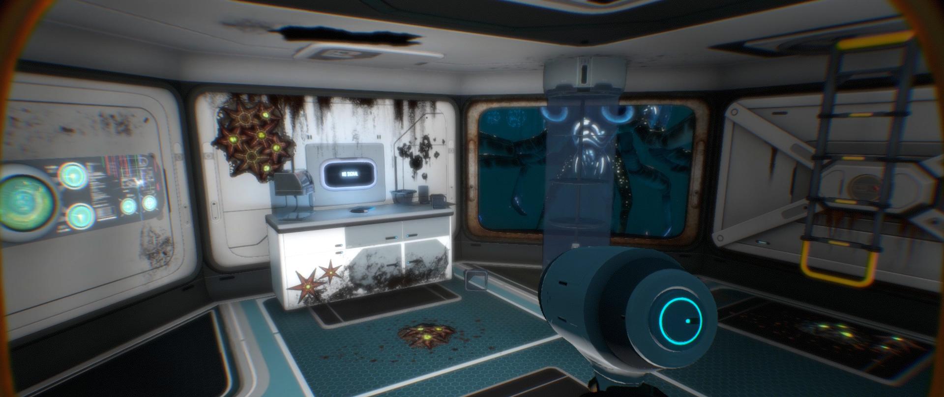 Subnautica Can T Build Room