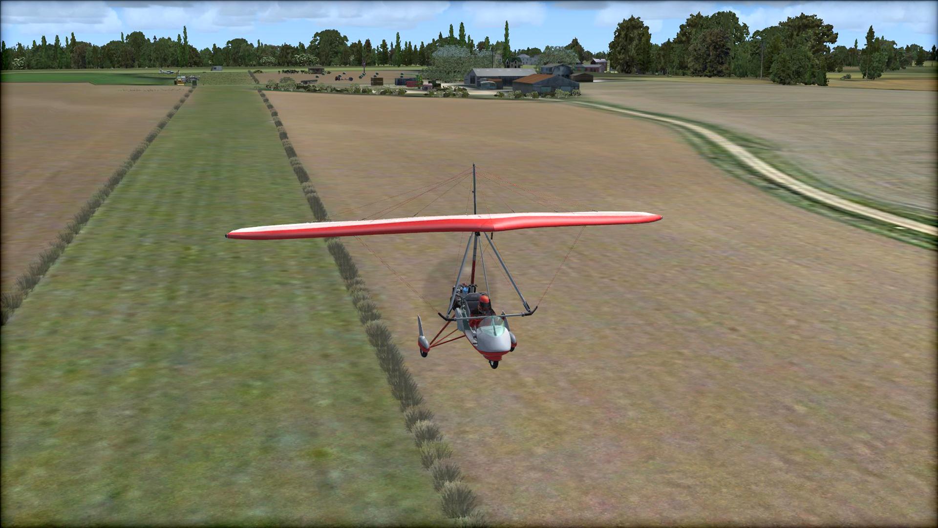 microsoft flight simulator x steam edition farm strips vol 1
