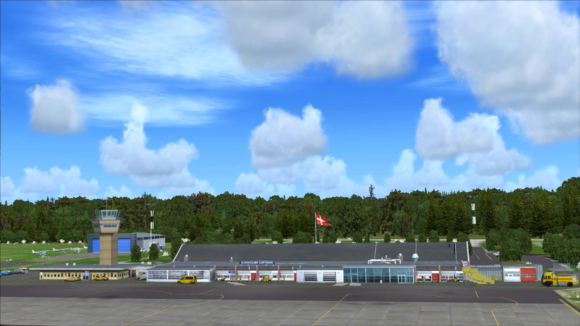 dating simulator Bornholm
