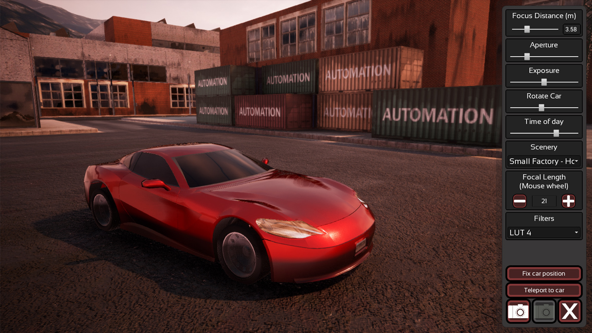 Automation the car company tycoon game on steam for Car paint company