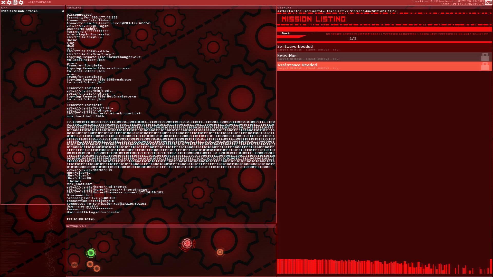 hacknet on steam