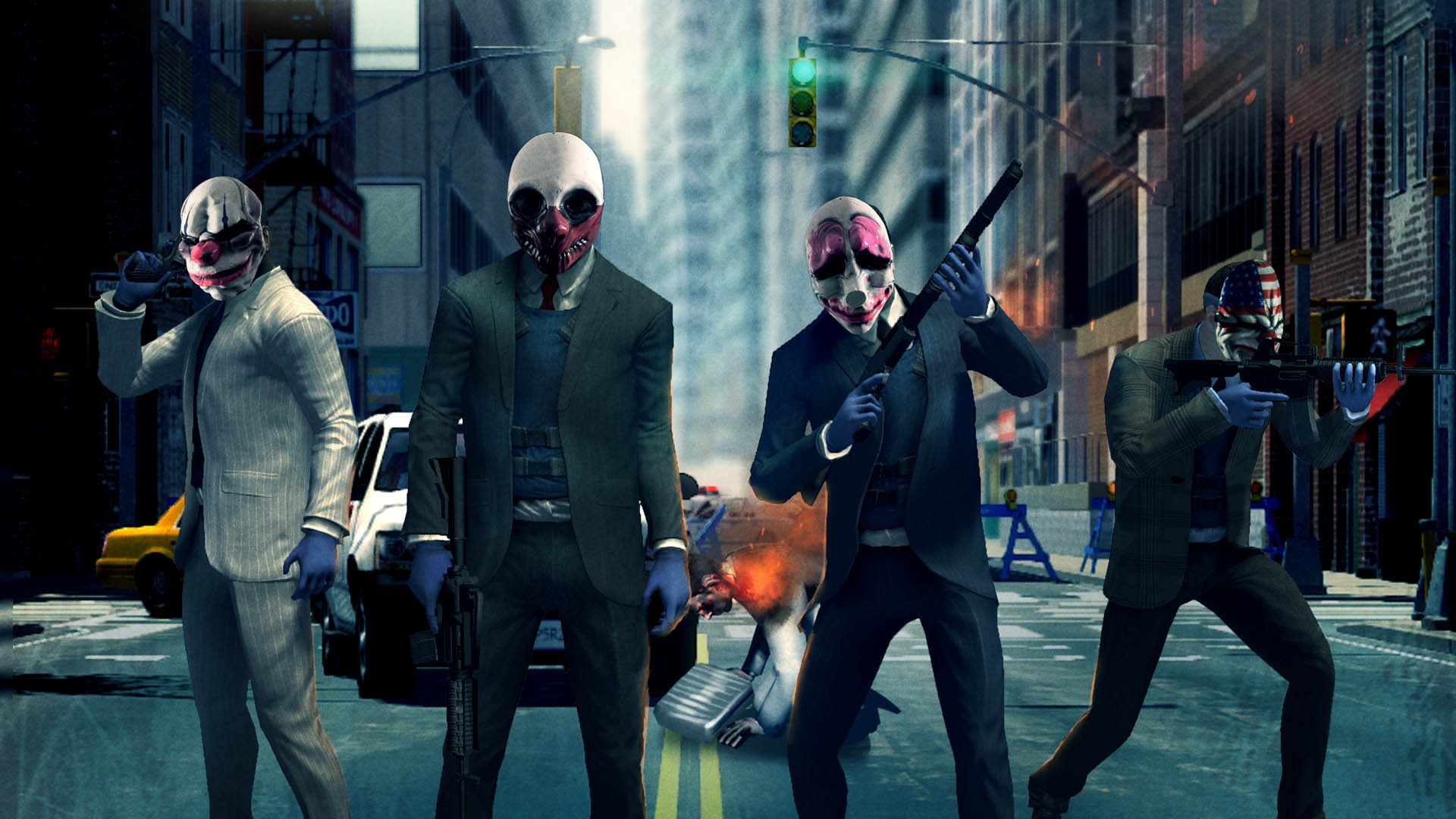 payday 2 wallpaper 1920x1080