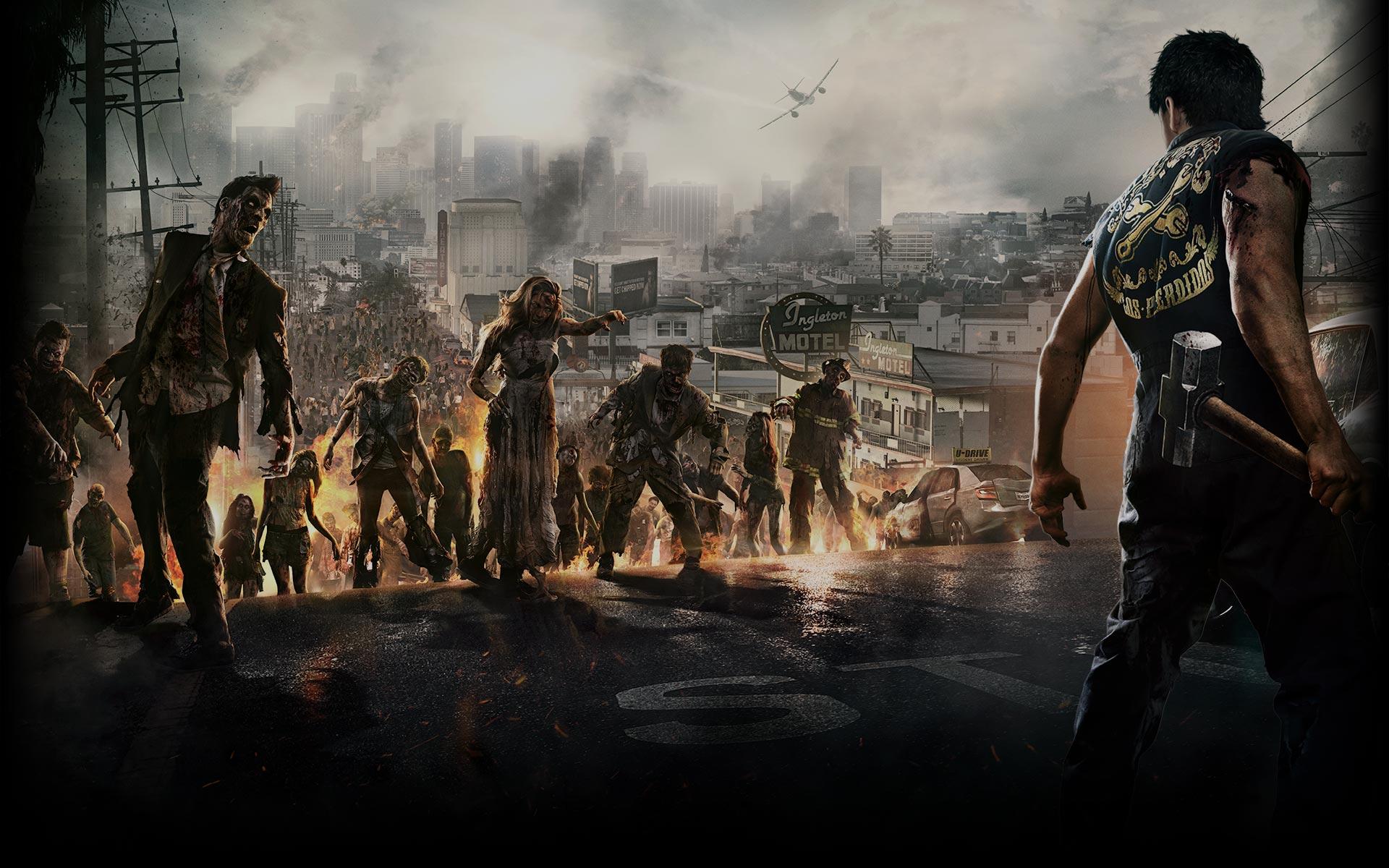 zombie horde wallpaper hd - photo #3
