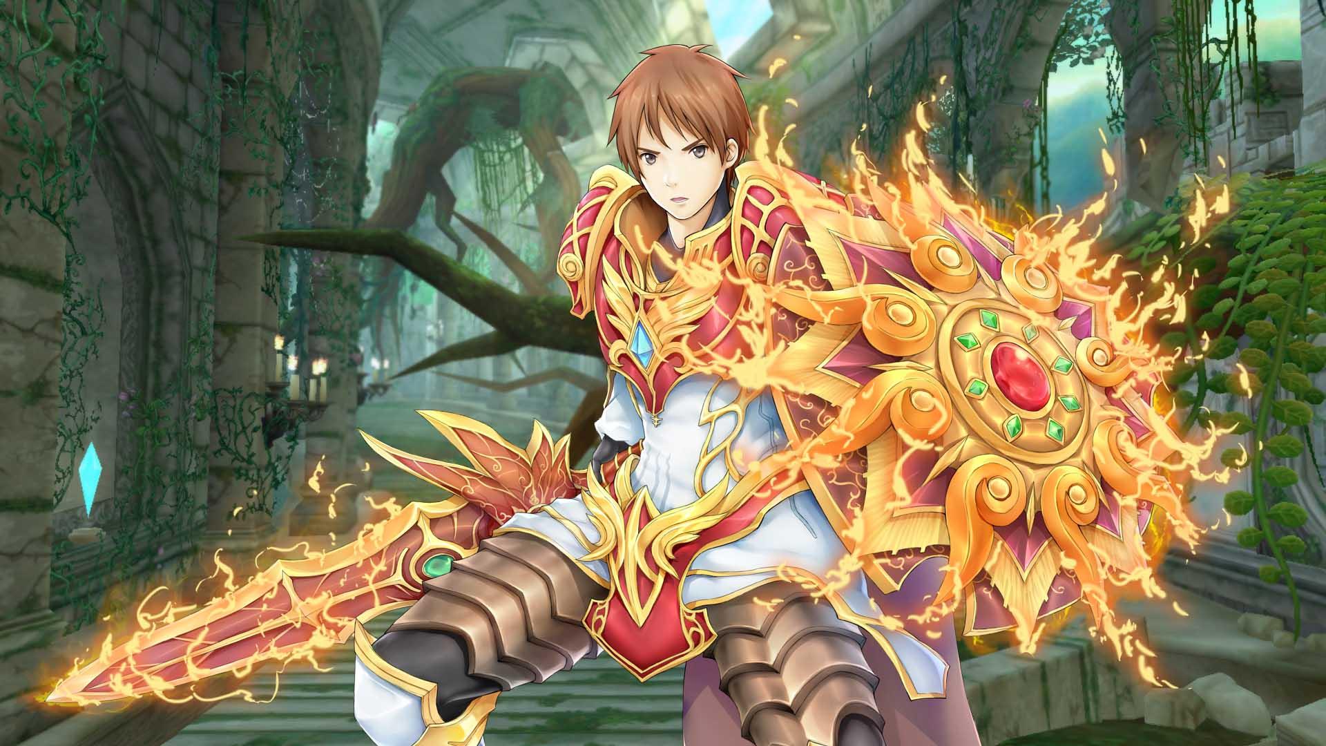 Aura kingdom un mmorpg gratis de aeria games