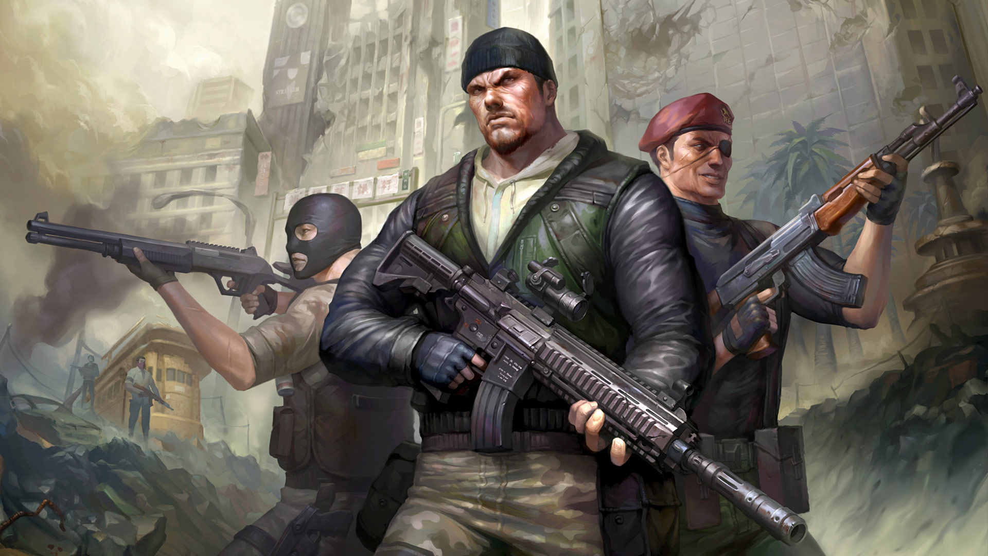 counter strike free game online
