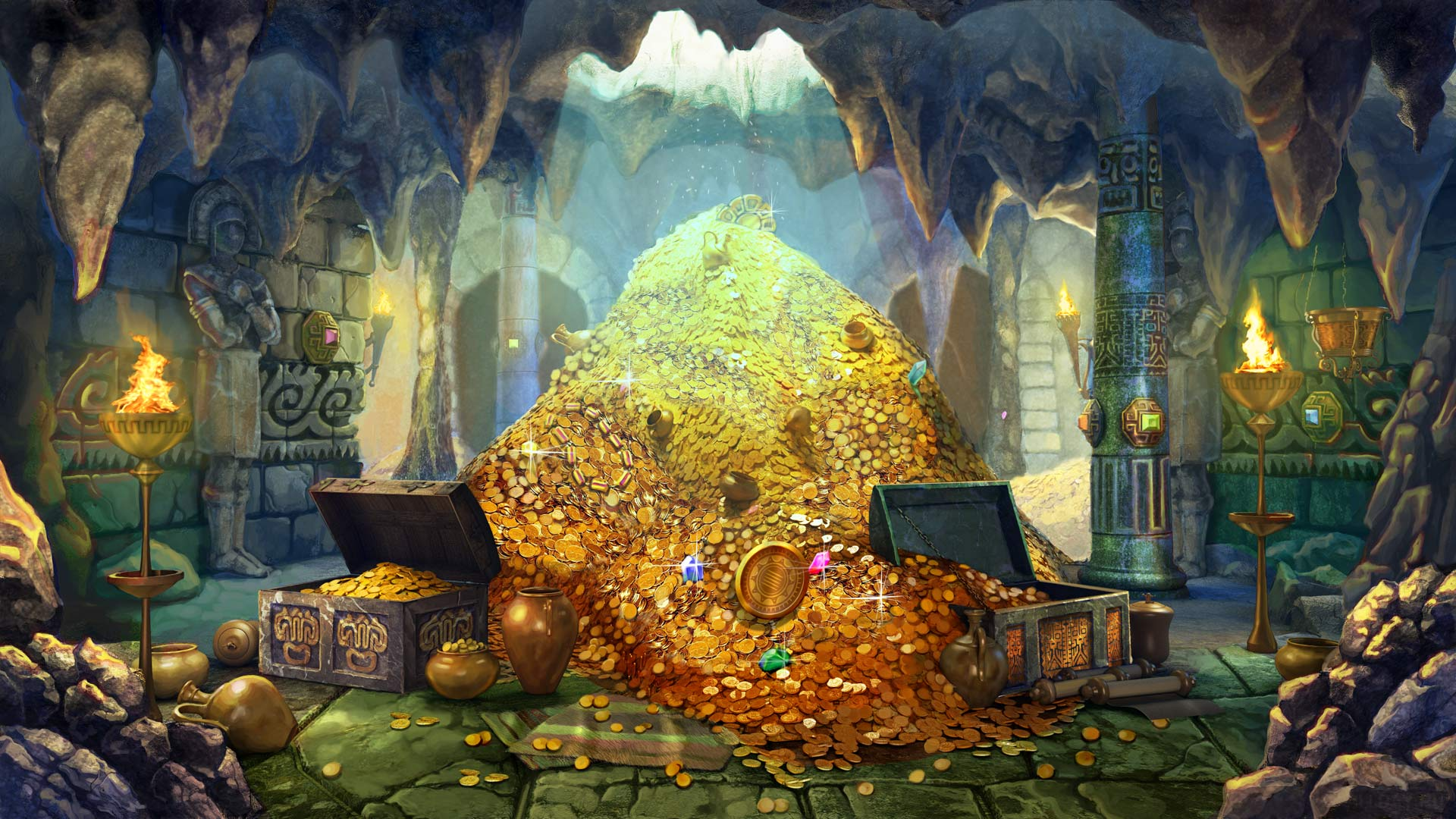 steam card exchange showcase the treasures of montezuma 3