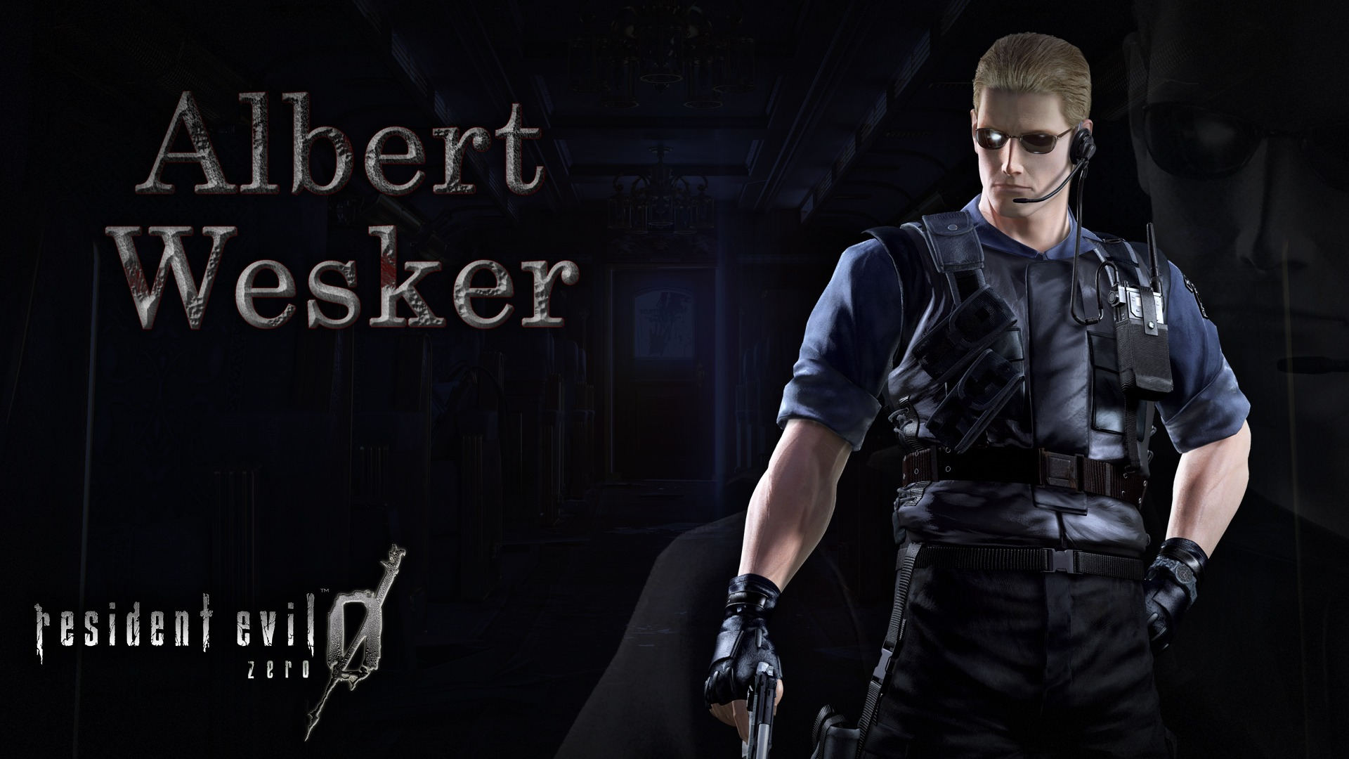 Card 6 of 6Artwork · Wesker