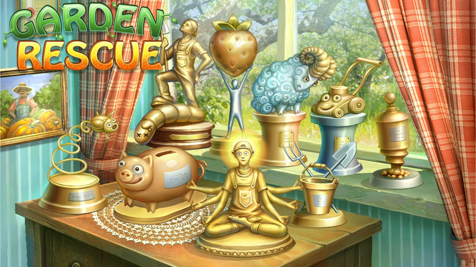 steam card exchange showcase garden rescue
