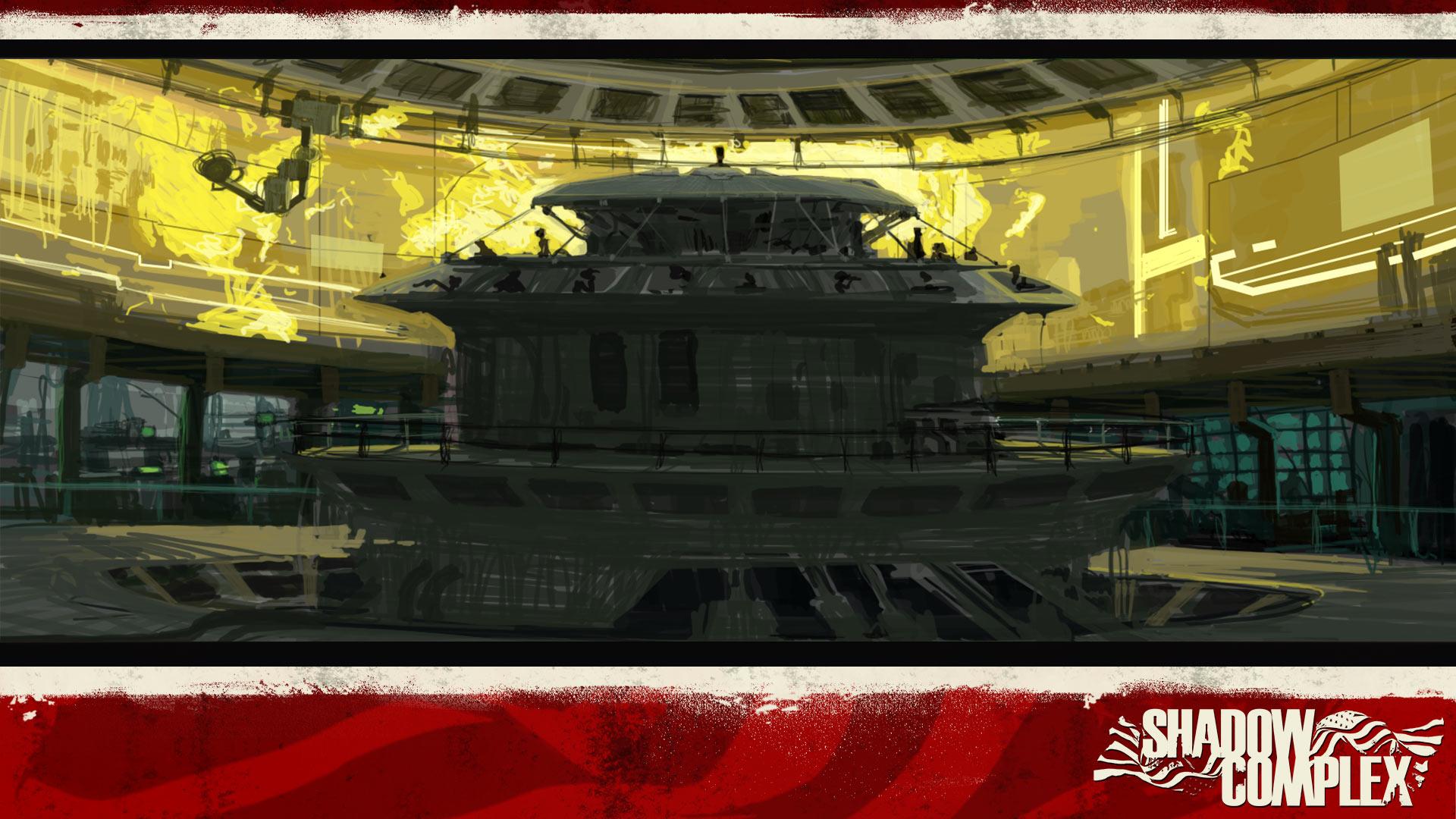 Control Room Lucius  Level
