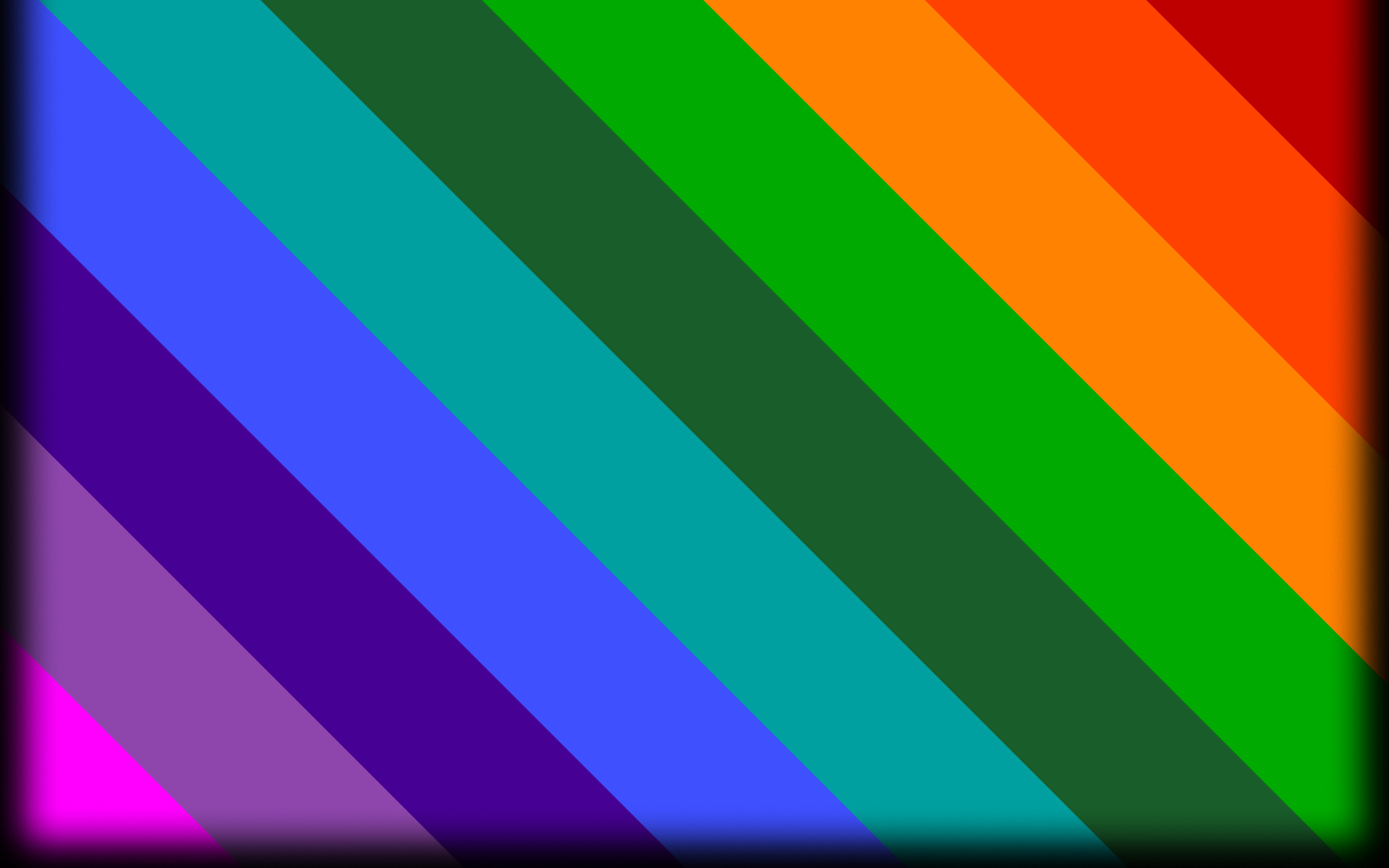 Photo Collection Diagonal Rainbow Stripes Background