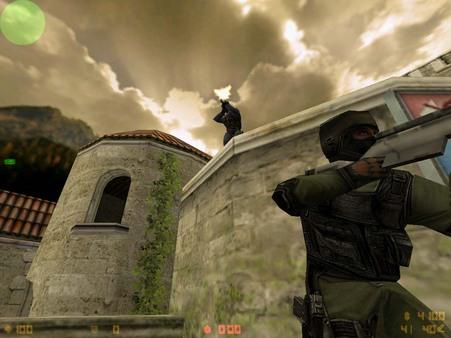 Counter-Strike (CS) скриншот