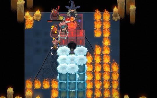 Скриншот №3 к Crown Trick  不思议的皇冠