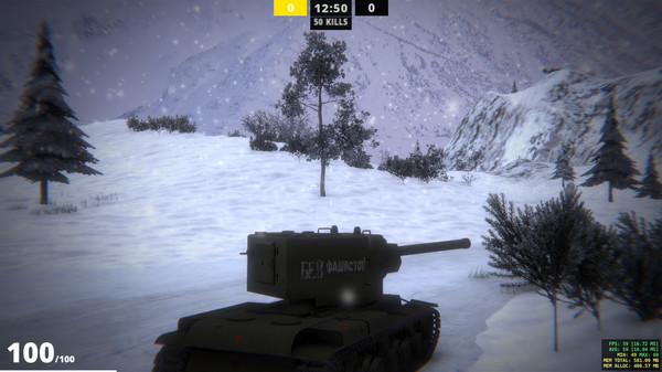 Aussie Battler Tanks screenshot