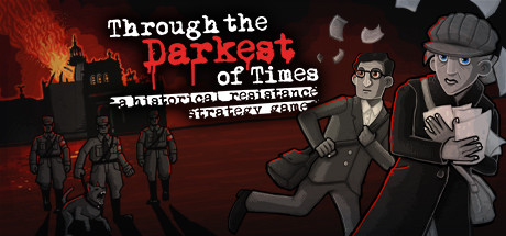 Through the Darkest of Times Cover Image