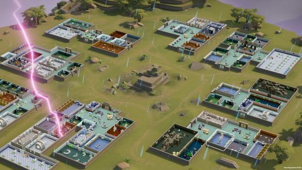 Скриншот №4 к Two Point Hospital Pebberley Island