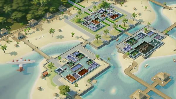 Скриншот №7 к Two Point Hospital Pebberley Island
